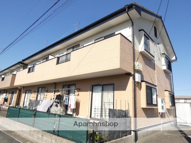 静岡県浜松市東区、天竜川駅徒歩13分の築15年 2階建の賃貸アパート