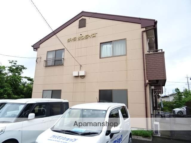静岡県浜松市南区、浜松駅遠鉄バスバス20分可美中下車後徒歩2分の築20年 2階建の賃貸アパート