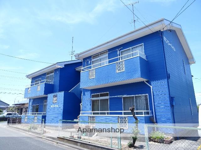 静岡県浜松市中区、浜松駅バス16分林下車後徒歩6分の築29年 2階建の賃貸アパート