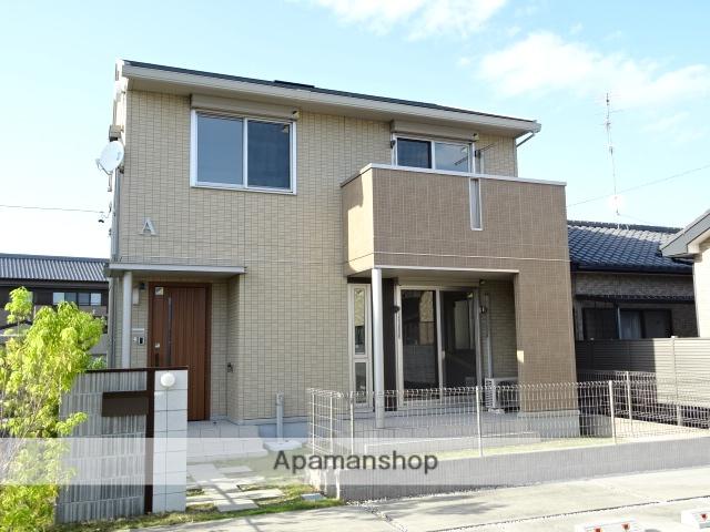 静岡県浜松市浜北区、遠州小松駅徒歩15分の築3年 2階建の賃貸テラスハウス