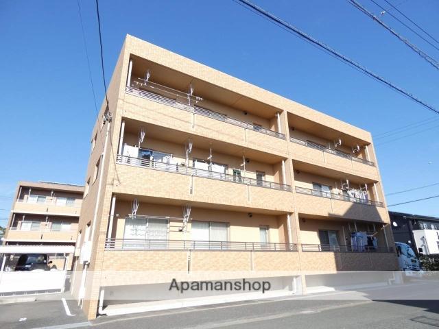 静岡県浜松市西区、浜松駅遠鉄バスバス35分舞阪東下車後徒歩2分の築5年 3階建の賃貸マンション