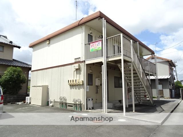 静岡県浜松市浜北区、岩水寺駅徒歩27分の築24年 2階建の賃貸アパート