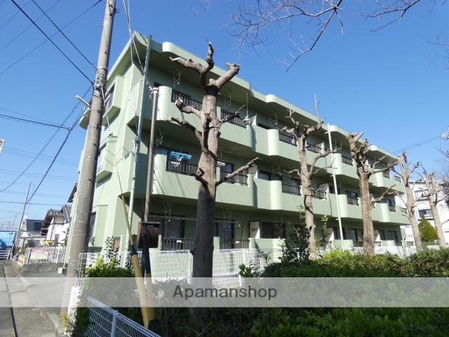 静岡県浜松市南区、天竜川駅徒歩30分の築22年 3階建の賃貸マンション