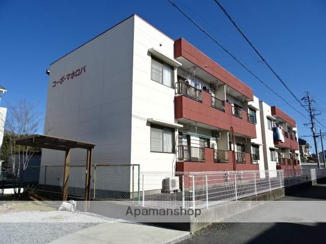 静岡県浜松市浜北区、遠州小松駅徒歩14分の築30年 2階建の賃貸アパート