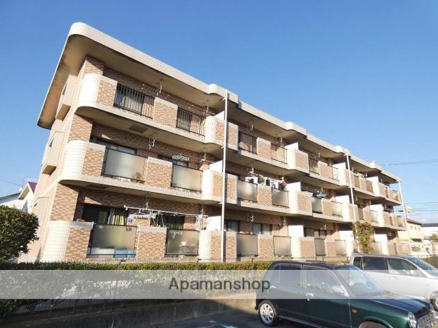 静岡県浜松市東区、天竜川駅徒歩24分の築22年 4階建の賃貸マンション