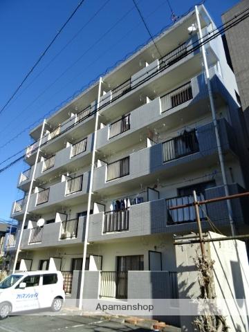 静岡県浜松市北区、浜松駅バス30分初生町西下車後徒歩3分の築21年 5階建の賃貸マンション