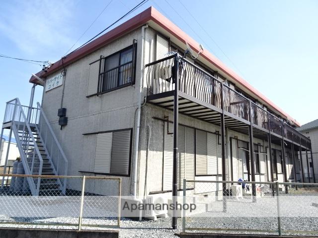 静岡県浜松市東区、天竜川駅徒歩21分の築31年 2階建の賃貸アパート