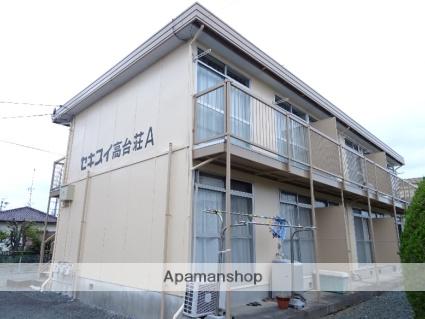 静岡県浜松市中区、浜松駅徒歩52分の築42年 2階建の賃貸アパート