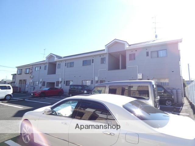 静岡県浜松市東区、天竜川駅徒歩30分の築17年 2階建の賃貸アパート
