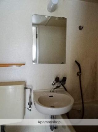 静岡県浜松市東区半田山4丁目[1K/20.98m2]の洗面所