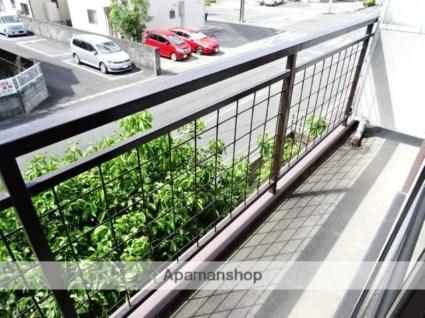 静岡県浜松市東区半田山4丁目[1K/20.98m2]のバルコニー