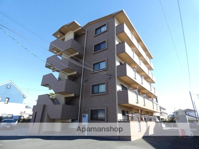 静岡県浜松市東区、天竜川駅徒歩27分の築9年 5階建の賃貸マンション