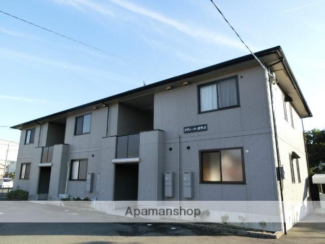 静岡県浜松市東区、天竜川駅徒歩21分の築15年 2階建の賃貸アパート