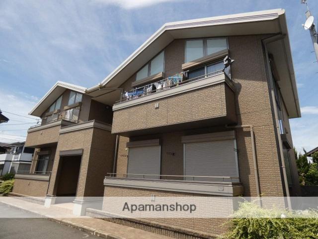 静岡県浜松市東区、天竜川駅徒歩21分の築7年 2階建の賃貸アパート