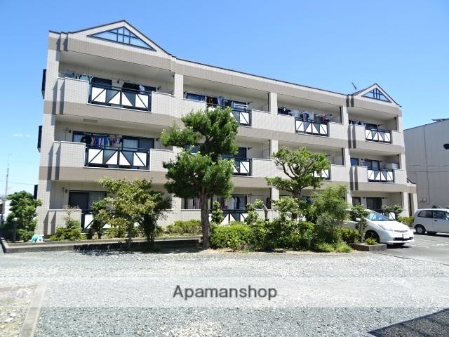 静岡県浜松市東区、浜松駅バス40分俣志下車後徒歩3分の築20年 3階建の賃貸マンション