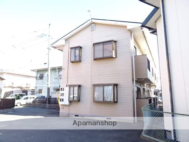 静岡県浜松市南区、天竜川駅徒歩34分の築24年 2階建の賃貸アパート