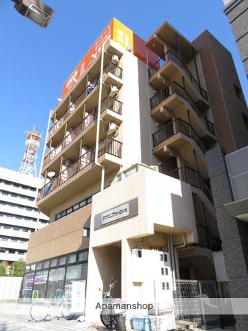 静岡県浜松市中区、浜松駅徒歩8分の築16年 5階建の賃貸マンション