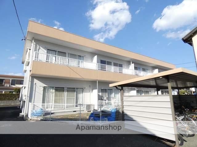 静岡県浜松市東区、天竜川駅徒歩15分の築29年 2階建の賃貸アパート
