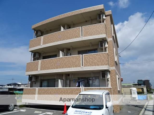 静岡県浜松市南区、浜松駅遠鉄バスバス25分高塚西下車後徒歩2分の築5年 3階建の賃貸マンション