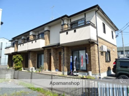 静岡県浜松市東区、天竜川駅徒歩30分の築6年 2階建の賃貸テラスハウス