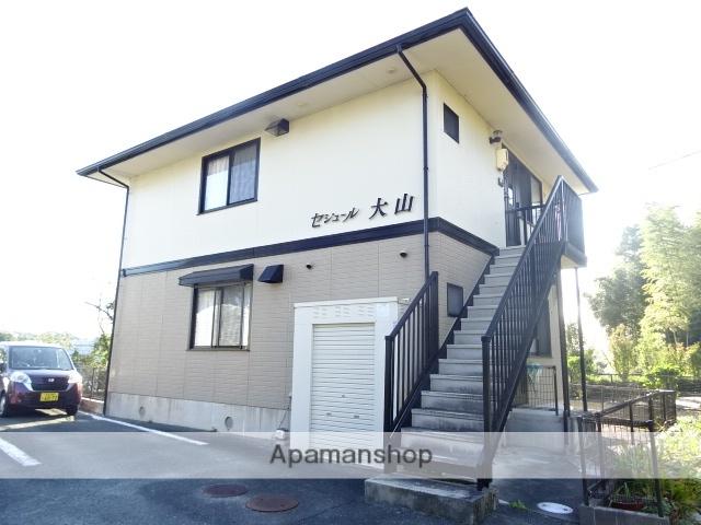 静岡県浜松市西区、浜松駅遠鉄バスバス55分東大山下車後徒歩2分の築19年 2階建の賃貸アパート