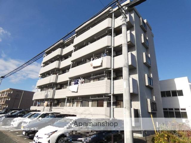 静岡県浜松市東区、天竜川駅徒歩8分の築11年 5階建の賃貸マンション