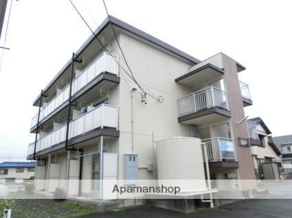 静岡県浜松市浜北区、浜北駅徒歩30分の築30年 3階建の賃貸マンション