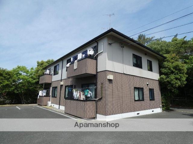 静岡県浜松市中区、浜松駅遠鉄バスバス22分幸南下車後徒歩6分の築16年 2階建の賃貸アパート