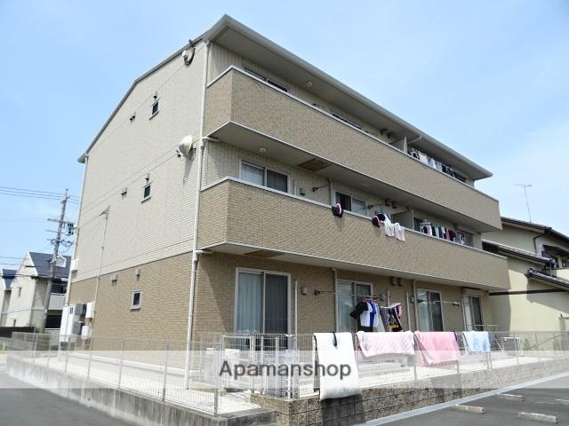 静岡県浜松市西区、浜松駅バス35分舞阪東下車後徒歩4分の築5年 3階建の賃貸アパート