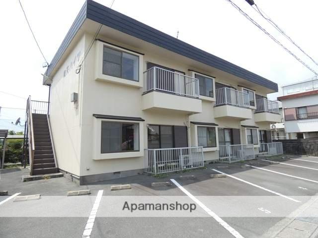 静岡県浜松市南区、天竜川駅徒歩16分の築30年 2階建の賃貸アパート