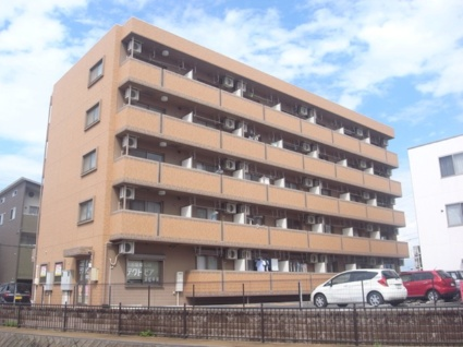 静岡県浜松市中区、浜松駅遠鉄バスバス10分野口停下車後徒歩2分の築7年 5階建の賃貸マンション
