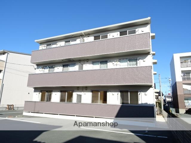静岡県浜松市東区、天竜川駅徒歩20分の築7年 3階建の賃貸アパート