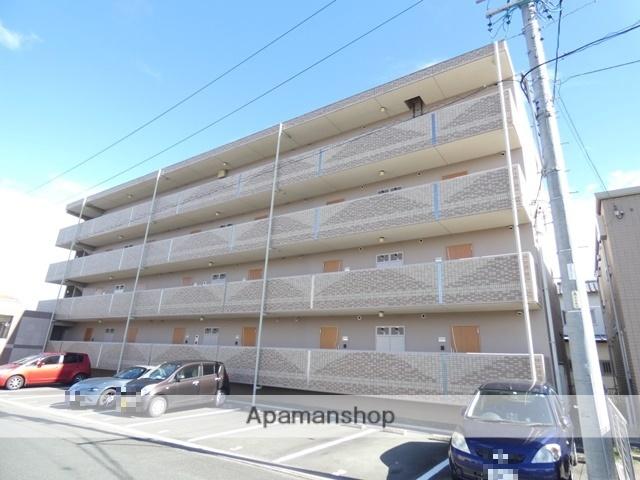静岡県浜松市東区、天竜川駅徒歩19分の築9年 4階建の賃貸マンション