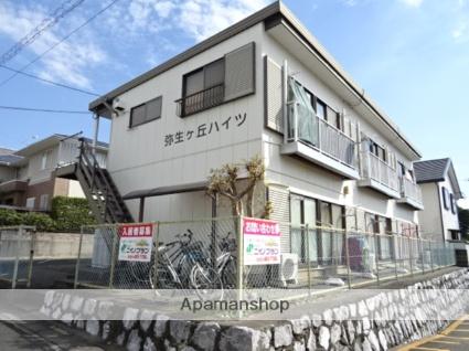 静岡県浜松市中区、浜松駅遠鉄バスバス22分団地西下車後徒歩3分の築31年 2階建の賃貸アパート