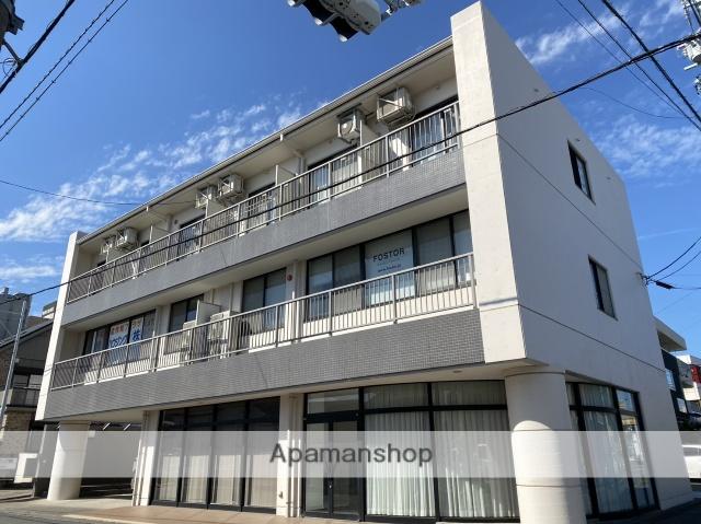 静岡県浜松市中区、浜松駅バス16分せいれい入口下車後徒歩1分の築23年 3階建の賃貸マンション