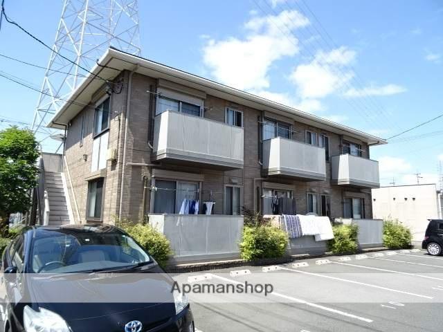 静岡県浜松市東区、天竜川駅徒歩25分の築9年 2階建の賃貸アパート