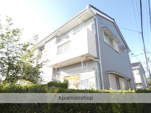 静岡県浜松市東区、天竜川駅徒歩28分の築27年 2階建の賃貸アパート
