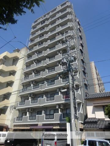 静岡県浜松市中区、浜松駅徒歩11分の築15年 12階建の賃貸マンション