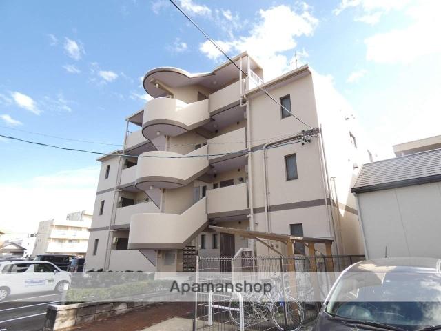 静岡県浜松市東区、浜松駅バス20分西塚町下車後徒歩1分の築30年 4階建の賃貸マンション