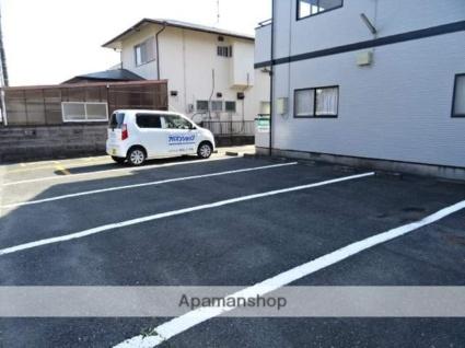静岡県浜松市北区三方原町[2LDK/53.45m2]のエントランス