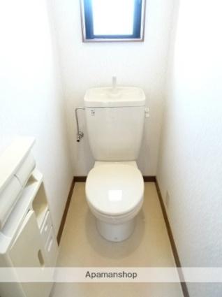 静岡県浜松市北区三方原町[2LDK/53.45m2]のトイレ