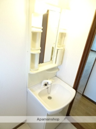 静岡県浜松市北区三方原町[2LDK/53.45m2]の洗面所