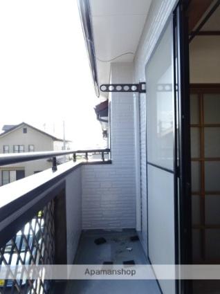 静岡県浜松市北区三方原町[2LDK/53.45m2]のバルコニー