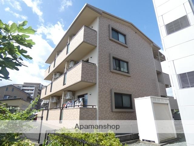 静岡県浜松市浜北区、浜北駅徒歩15分の築8年 3階建の賃貸マンション