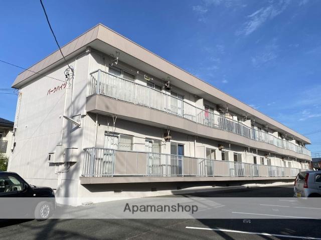 静岡県浜松市中区、浜松駅バス18分京田下車後徒歩4分の築29年 2階建の賃貸アパート