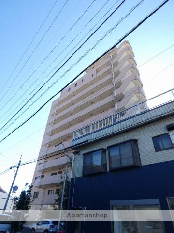 静岡県浜松市中区、浜松駅徒歩9分の築13年 11階建の賃貸マンション