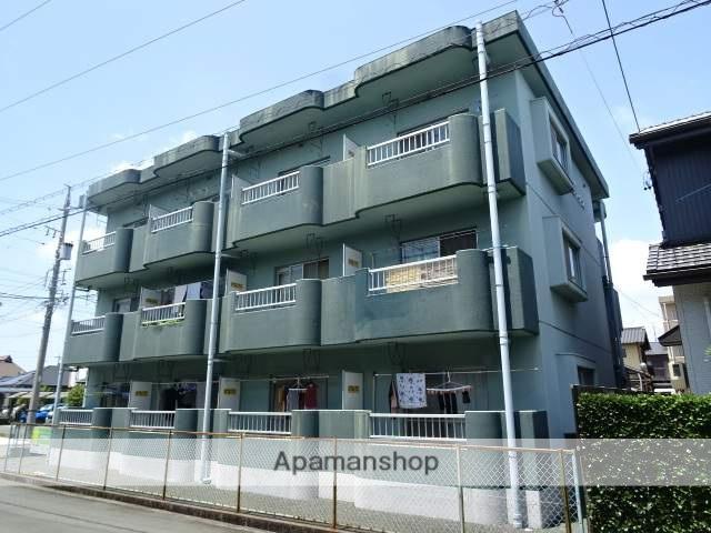 静岡県浜松市東区、天竜川駅徒歩26分の築22年 3階建の賃貸マンション