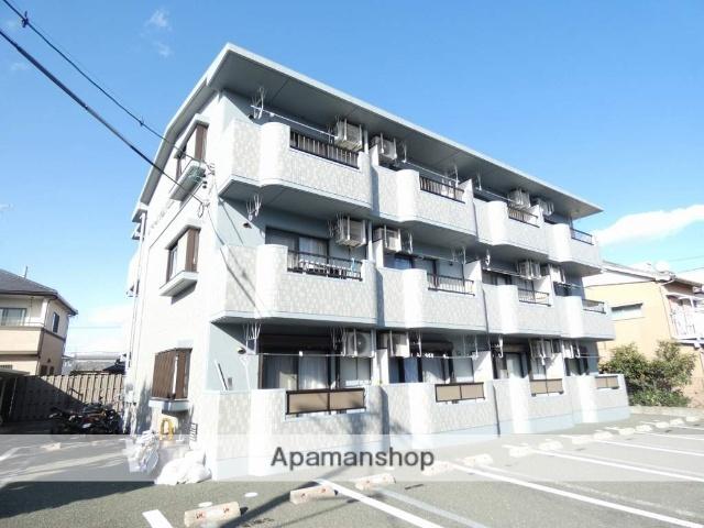 静岡県浜松市南区、天竜川駅徒歩74分の築11年 3階建の賃貸マンション