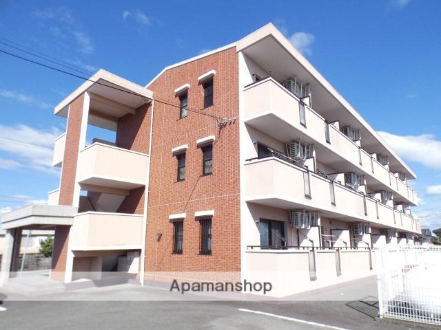 静岡県浜松市浜北区、宮口駅徒歩26分の築9年 3階建の賃貸マンション