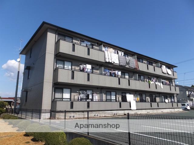 静岡県浜松市北区、都田駅徒歩38分の築16年 3階建の賃貸アパート